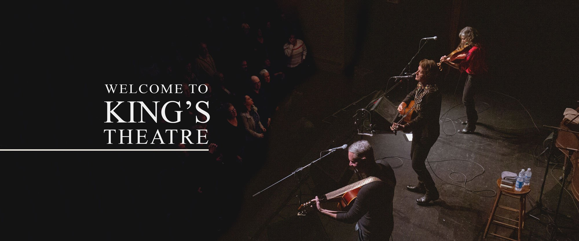 Kings Theatre Title
